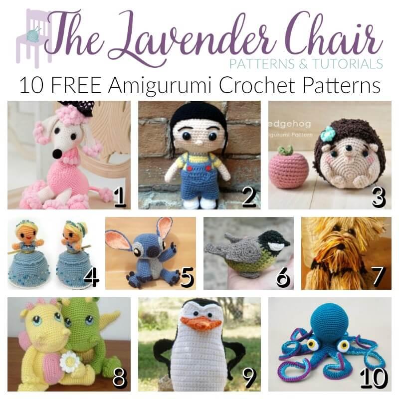 Amigurumi Yorkie Tutorial Pattern | Amigurumi | Crochet | 800x800
