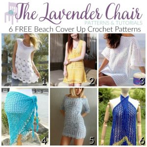 Read more about the article FREE Beach Cover Up Crochet Patterns