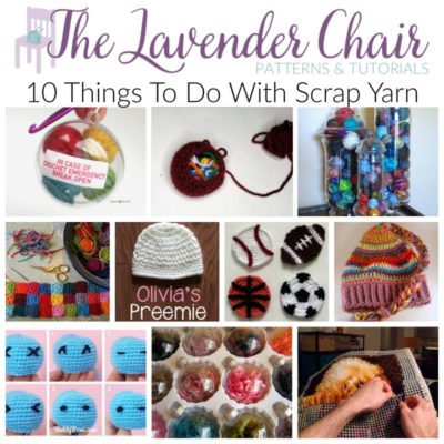 10 Things To Do With Scrap Yarn