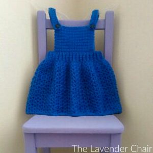 Read more about the article Overall Dress Crochet Pattern