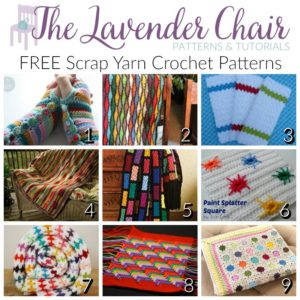 FREE Scrap Yarn Crochet Patterns