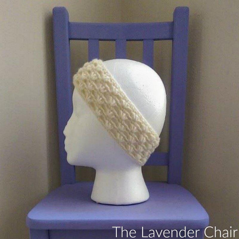 Lazy Daisy Headband - Free Crochet Pattern - The Lavender Chair