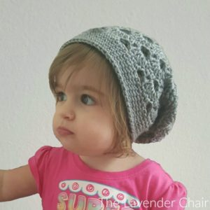Read more about the article Stacked Shells Slouchy Beanie (Toddler – Child) Crochet Pattern