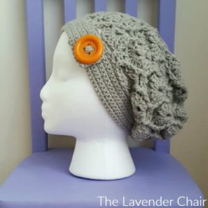 Read more about the article Wheat Fields Slouchy Beanie Crochet Pattern