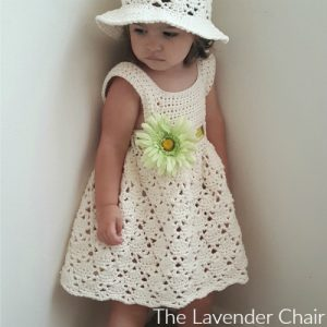 Vintage Toddler Dress Crochet Pattern