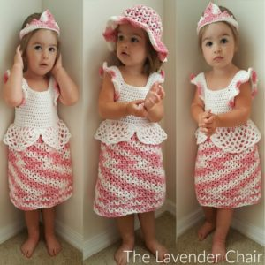 Valerie's Princess Dress Crochet Pattern