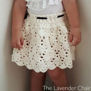 Vintage Skirt (Infant – Child) Crochet Pattern