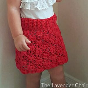 Weeping Willow Skirt (Infant – Child) Crochet Pattern