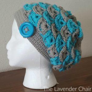 Shelby's Slouchy Beanie Crochet Pattern