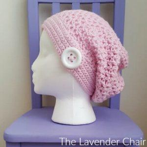 Valerie's Slouchy Beanie Crochet Pattern