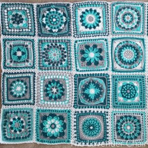 Mandala Blanket CAL Joining