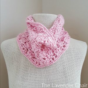 Weeping Willow Cowl Crochet Pattern