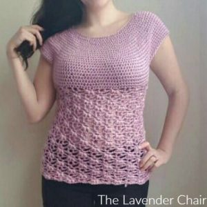 Weeping Willow Top Crochet Pattern