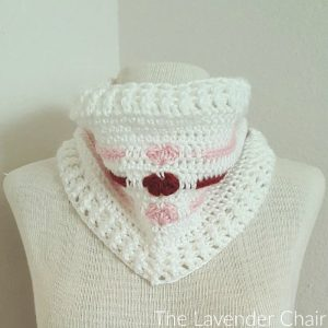 Read more about the article Love Me Tender Cowl Crochet Pattern