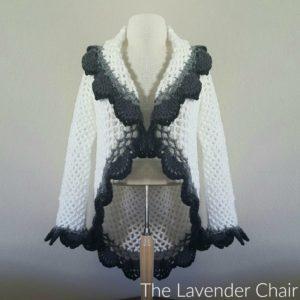 Starburst Mandala Circular Vest CAL Part 5