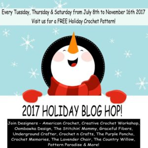 2017 Holiday Blog Hop