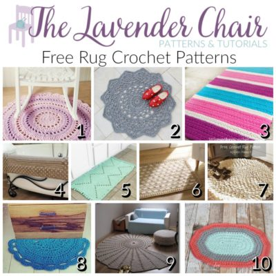 FREE Rug Crochet Patterns