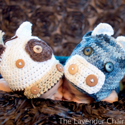 Two Cute Cows Crochet Pattern