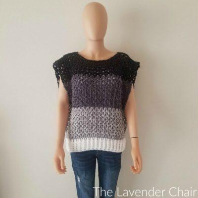 Valerie's Vest Crochet Pattern