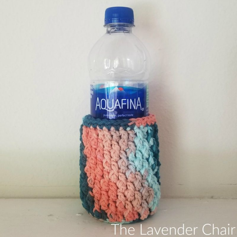 Brickwork Cozy - Free Crochet Pattern - The Lavender Chair