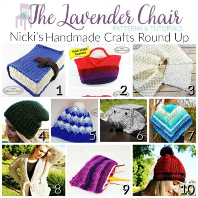 Read more about the article Nicole Riley – Nicki's Homemade Crafts Round Up