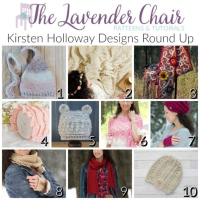 Kirsten Holloway Designs Round Up