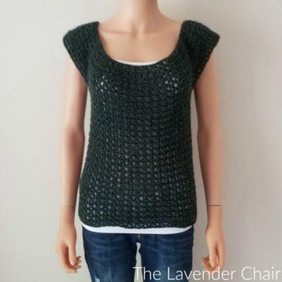Valerie's Top Crochet Pattern