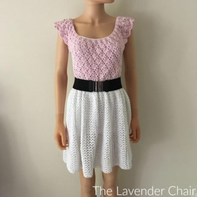 Valerie's Vintage Dress Crochet Pattern
