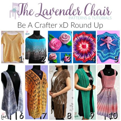 Be A Crafter xD Round Up