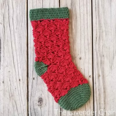 Francesca Stocking Crochet Pattern