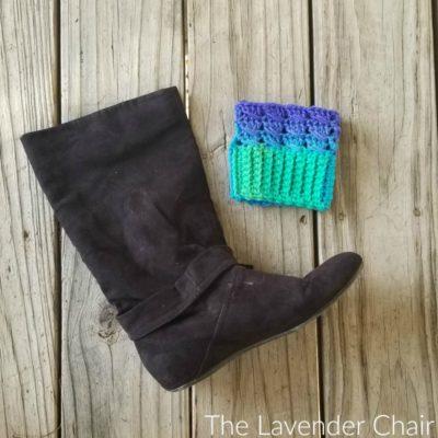 Matilda Boot Cuffs Crochet Pattern