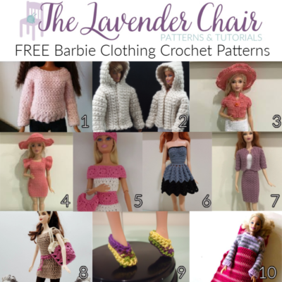 Free Barbie Clothing Crochet Patterns