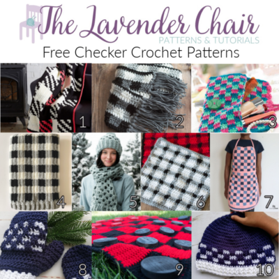 Free Checker Crochet Patterns
