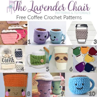 Free Coffee Crochet Patterns