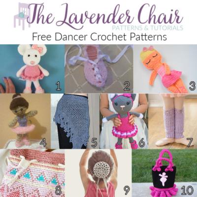 Free Dancer Crochet Patterns