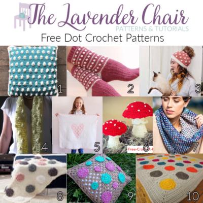 Free Dot Crochet Patterns