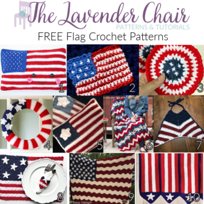 Read more about the article Free Flag Crochet Patterns