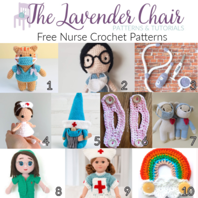 Free Nurse Crochet Patterns