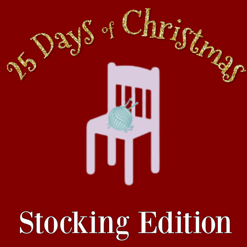 25 Days of Christmas - The Lavender Chair