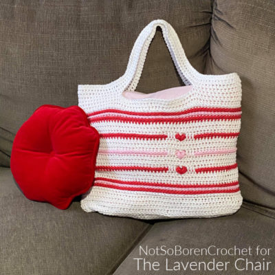 Read more about the article Love Me Tender Market Tote Crochet Pattern