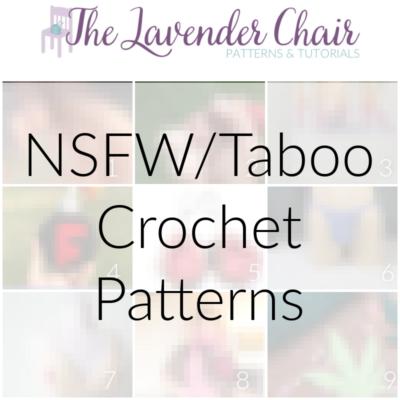 Taboo Crochet Patterns (NSFW)