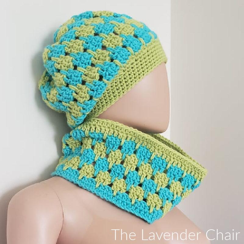 Arabella Cowl - Free Crochet Pattern - The Lavender Chair