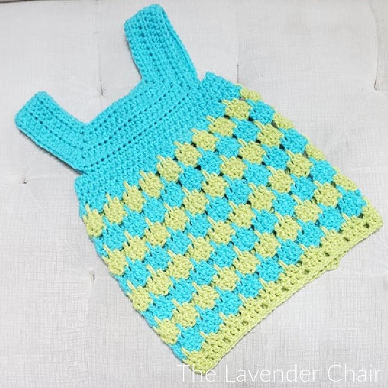 Arabella Dress - Free Crochet Pattern - The Lavender Chair