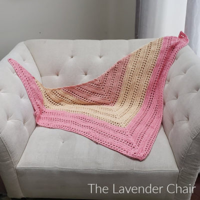 Read more about the article Amanda Shawl Crochet Pattern