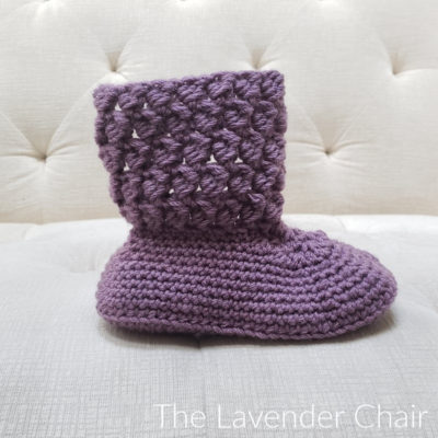 Read more about the article Clarissa Slipper Crochet Pattern