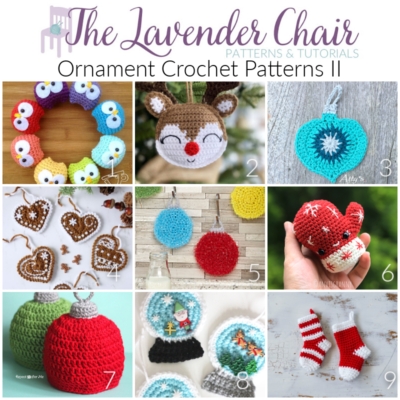 Read more about the article Ornament Crochet Patterns II