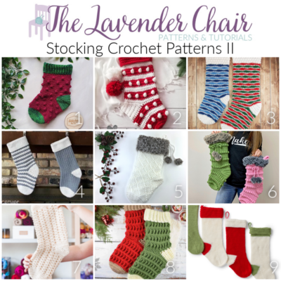 Read more about the article Stocking Crochet Patterns II